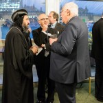 Ridvan guests at the House of Commons