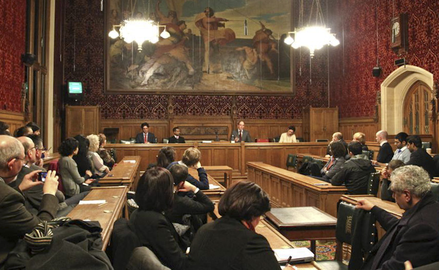 Seminar on access to education in Iran at the House of Commons