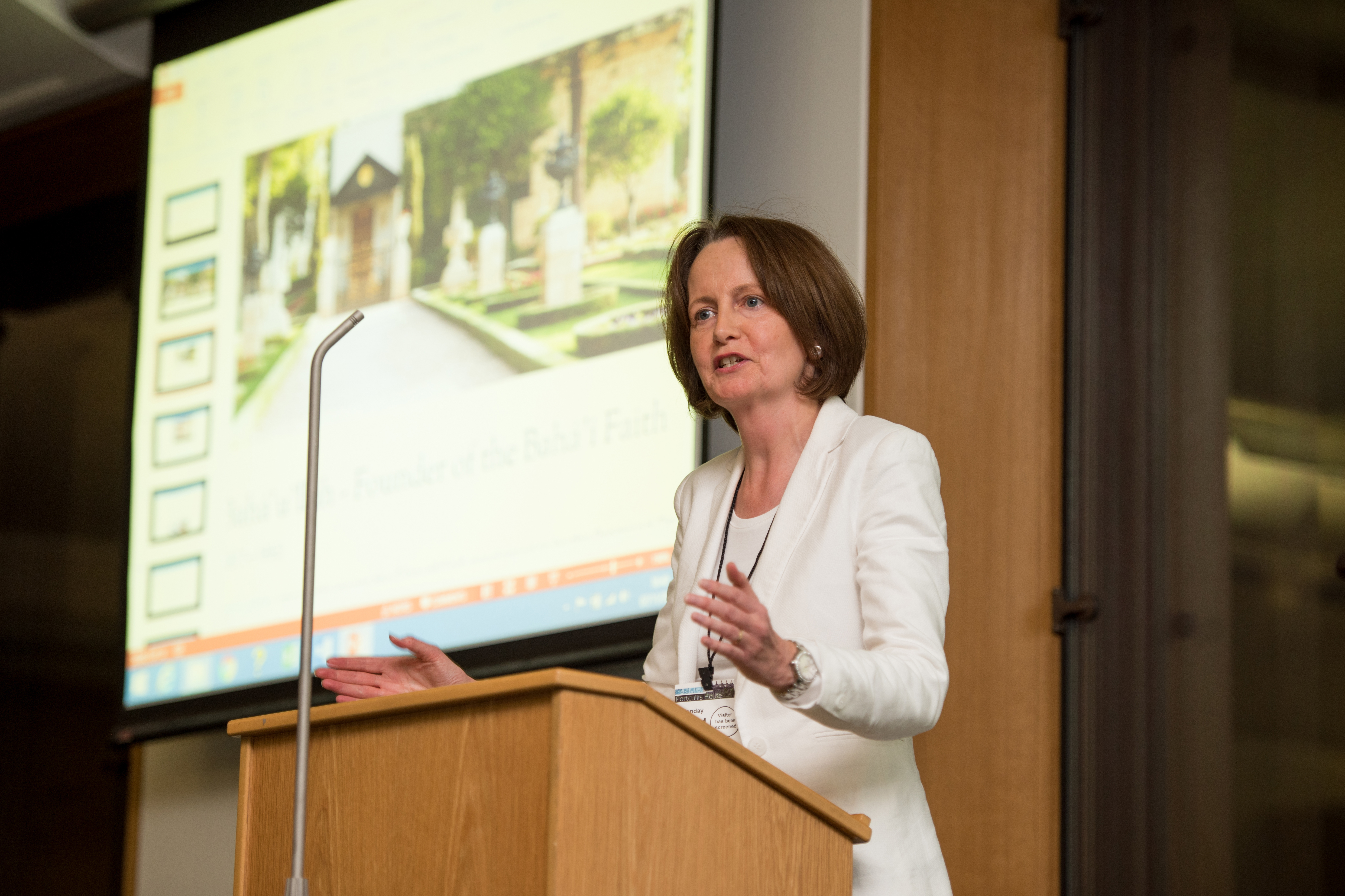 Fidelma Meehan reflects on the lives of the Bab and Baha'u'llah